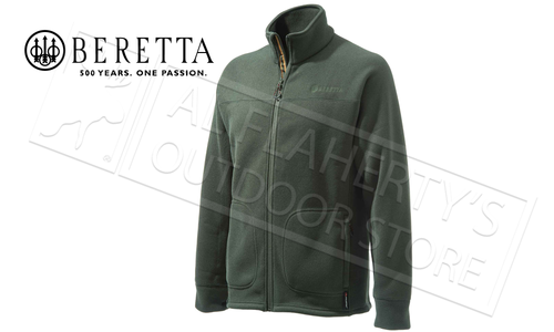 Beretta Polartec Thermal Pro Sweater in Green, M-2XL #P3371T16200715