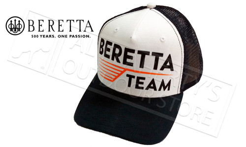 Beretta Team Trucker Cap #BT051T15640953