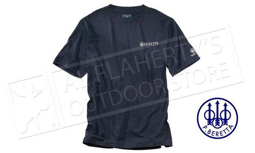 Beretta Team T-Shirt Navy #TS660072940058