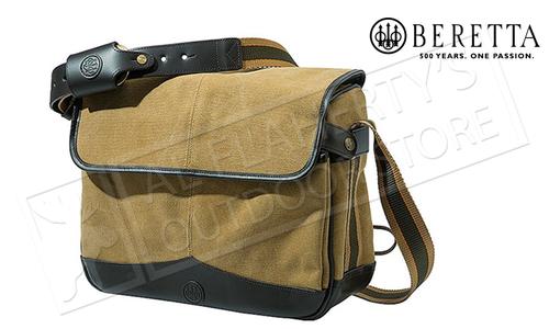 Beretta Terrain Cartidge Bag, Canvas and Leather #BS591T1499016EUNI
