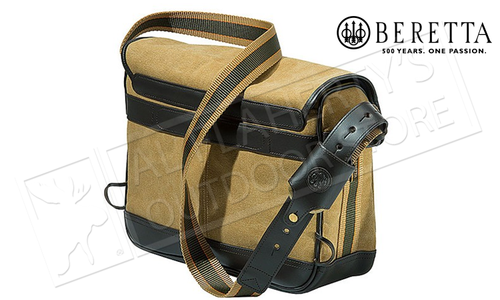 Beretta Terrain Cartidge Bag, Canvas and Leather #BS591T1499016EUNI
