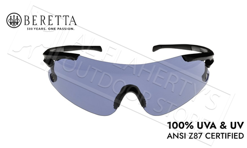 Beretta Trident Shooting Glasses with Carry Case and 3 Lenses #OC700000010009