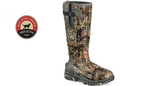 IRISH SETTER HUNTING BOOT RUTMASTER 2.0, 1200GSM INSULATION