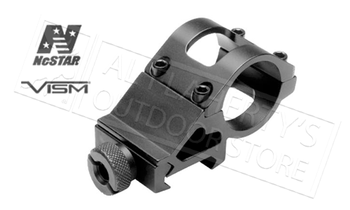 "NCSTAR OFF-SET MOUNT 1"" FOR FLASHLIGHT OR LASER #MFL1"