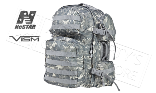 VISM TACTICAL BACKPACK DIGITAL CAMOUFLAGE #CBD2911