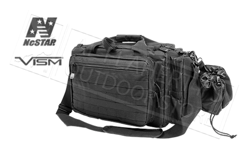 VISM COMPETITION RANGE BAG BLACK #CVCRB2950B