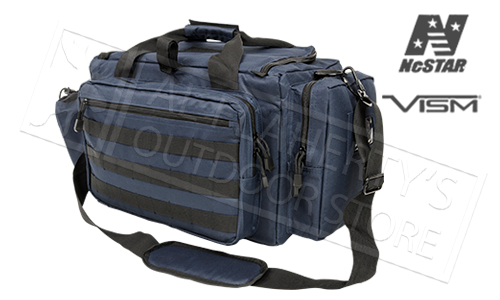 VISM COMPETITION RANGE BAG NAVY BLUE #CVCRB2950BL