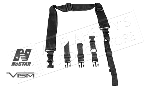 VISM 2 Point Tactical Sling System #AARS2PB