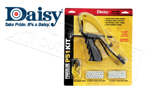 Daisy PowerLine P51 Slingshot Kit #8153