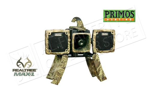 Primos Hunting Alpha Dogg Electronic Universal Game Caller #3756