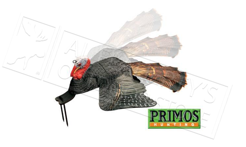 Primos Hunting Dirty B Injured Jake Turkey Decoy #69025