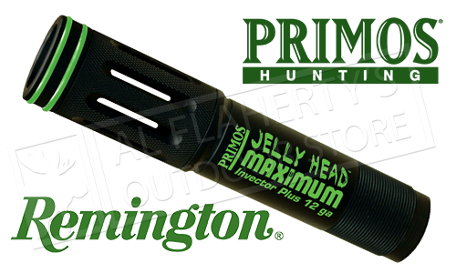Primos Hunting Jelly Head Maximum Turkey Choke for Rem Choke Supertight 12 Gauge #69405