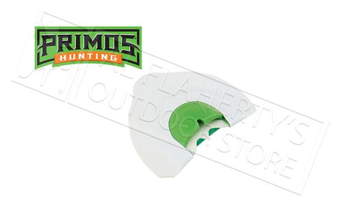 Primos Hunting Sonic Dome Double with Bat Cut Turkey Mouth Call #1174