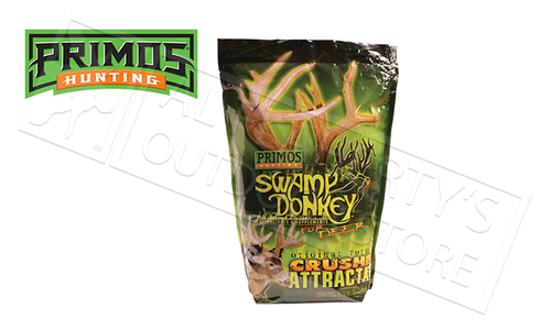 Primos Hunting Swamp Donkey Crushed Deer Attractant 6lbs. #58521