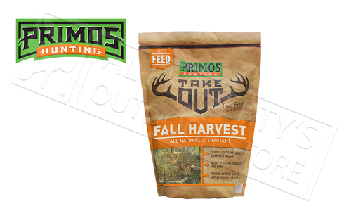 Primos Hunting Take Out Deer Attractant - Fall Harvest 5 lb. Bag #58524