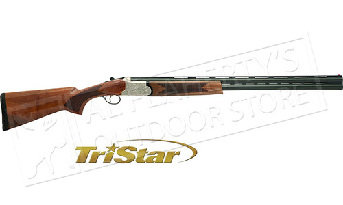 "TriStar Upland Hunter Over and Under Shotgun 12 GA 3"", 28"" Barrel"