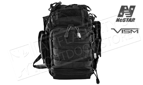 VISM First Responders Utility Bag Black #CVFRB2918B