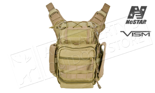 VISM First Responders Utility Bag Tan #CVFRB2918T