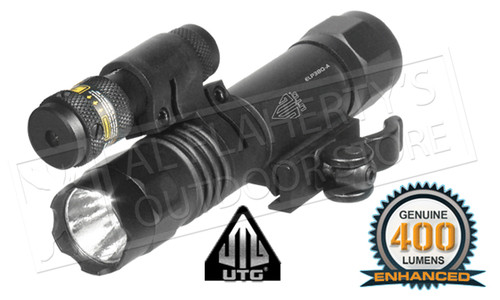 UTG Gen 2 Light/Red Laser Combo with Integral Mounting Deck