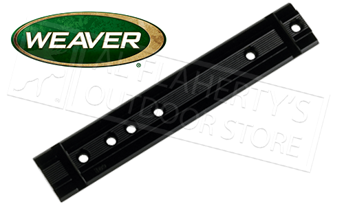 """Weaver Optics .22 Tip-Off Adapter for 3/8"""" Grooved Receivers"""