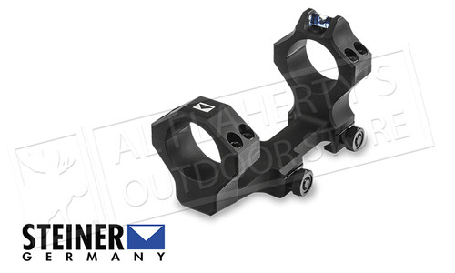 Steiner T-Series Scope Rings - 30mm 40mm  High with Integrated Level