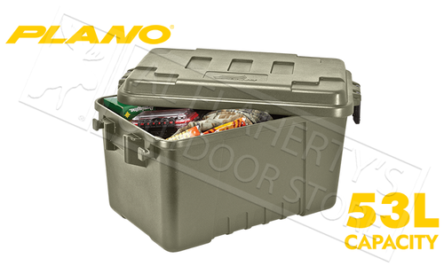 "Plano Sportsman's Trunk - Small OD Green 24""x15""x13"" #161901"