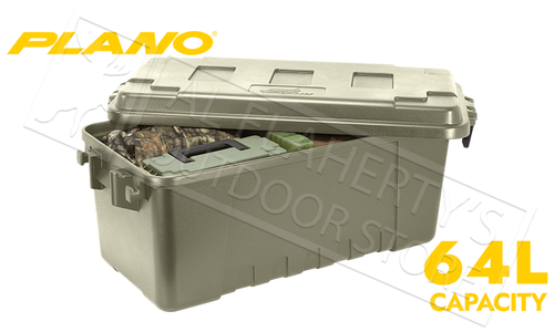 "Plano Sportsman's Trunk - Medium OD Green 30""x14.25""x12.75"" #171901"