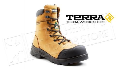 TERRA WORK BOOT VRTX 8000 TAN