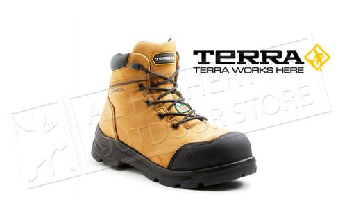 TERRA WORK BOOT VRTX 6000 TAN