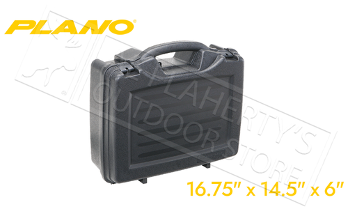 "Plano Protector Series Four-Pistol Case 16.75"" x 14.5"" x 6.0"" #140402"