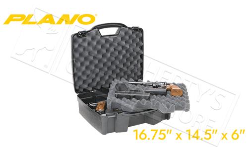 "Plano Protector Series Four-Pistol Case 16.75"" x 14.5"" x 6.0"" #140402"