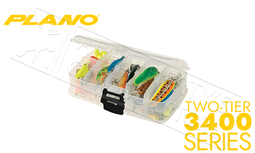 Plano StowAway Adjustable Double-Sided Tackle Organizer - Small #344922
