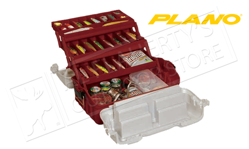 Plano FlipSider Three-Tray Tackle Box #760301