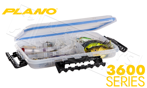 Plano StowAway Waterproof Adjustable 3600 Tackle Organizer #364010