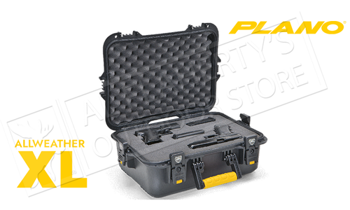 Plano All Weather Pistol Case X-Large #108031