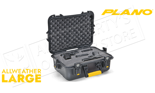 Plano All Weather Pistol Case Large #108021