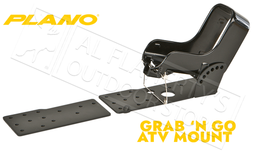 Plano Gunslinger Series Grab 'N Go ATV Gun Case Mount #1010903