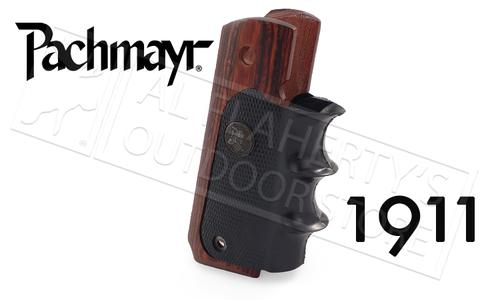 Pachmayr 1911 American Legend Walnut Grips #00423
