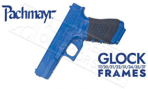 Pachmayr Tactical Grip Gloves for Glock #05164