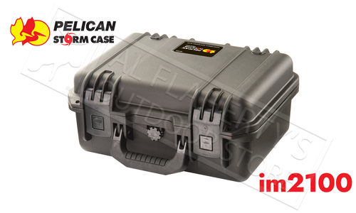 Pelican Storm Case iM2100 Hard Case Black, Small Size