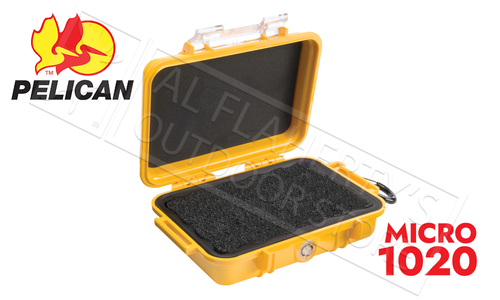 Pelican 1020 Micro Cases - Various Colours