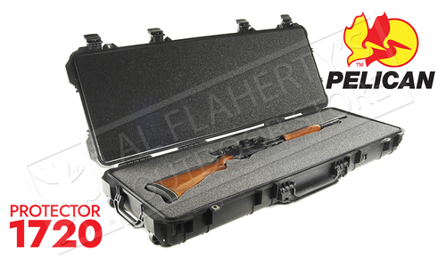 Pelican Protector 1720 Long Case with Wheels