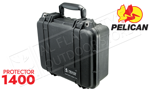 Pelican Protector 1400 Handgun and Hardware Case - Small