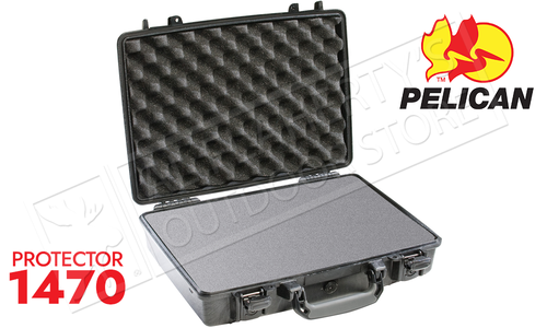 Pelican Protector 1470 Handgun and Hardware Case - Medium