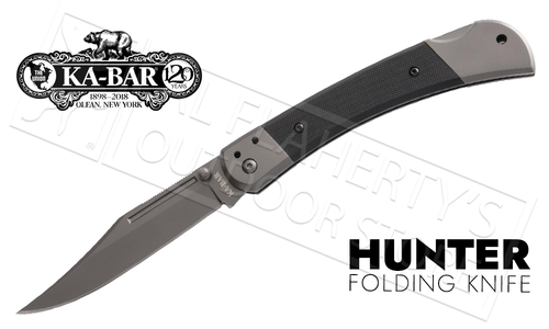 KA-BAR Folding Hunter Knife #3189