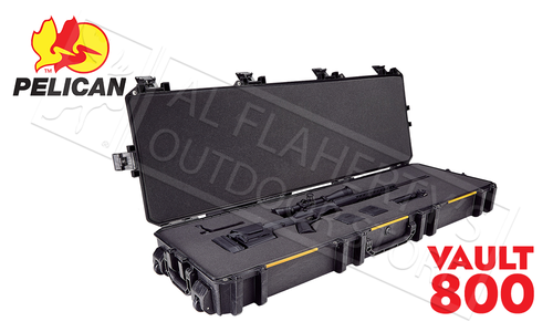 Pelican Vault 800 Double Rifle Case with Wheels #V800