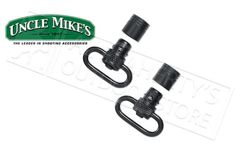 Uncle Mike's Quick Detach Push Button Swivel Kit #10112