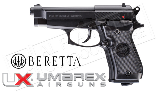 Umarex Air Pistol Beretta Mod. 84 FS .177 BB with Blowback #2253015