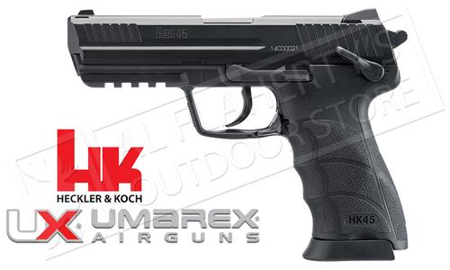 Umarex Air Pistol HK HK45 .177 BB #2252304