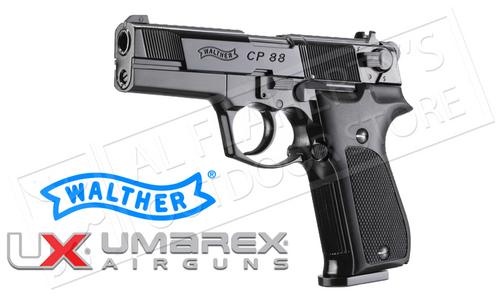 Umarex Air Pistol Walther CP88 .177 Pellet 400FPS #2252050